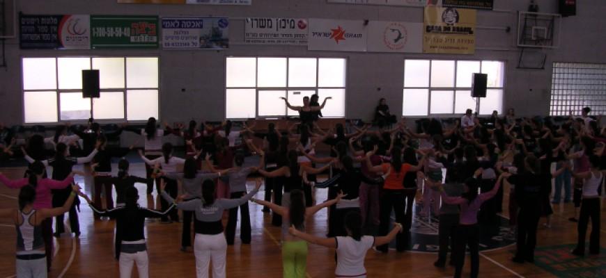 מה בין ריקודי בטן לכושר גופני?